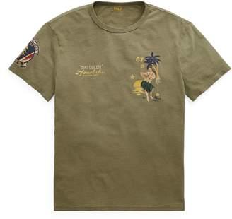 Ralph Lauren Classic Fit Cotton T-Shirt