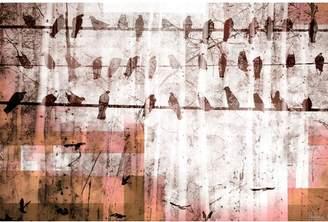 Parvez Taj Birds Chillin' Art Print on Canvas