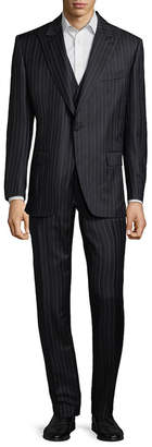Brioni Pinstriped Suit