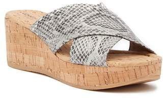 Donald J Pliner Savee Wedge Sandal