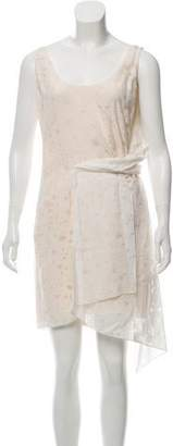 Cushnie et Ochs Patterned Sleeveless Dress w/ Tags