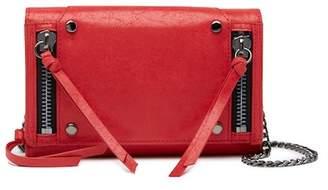 Botkier Logan Leather Wallet Crossbody Bag