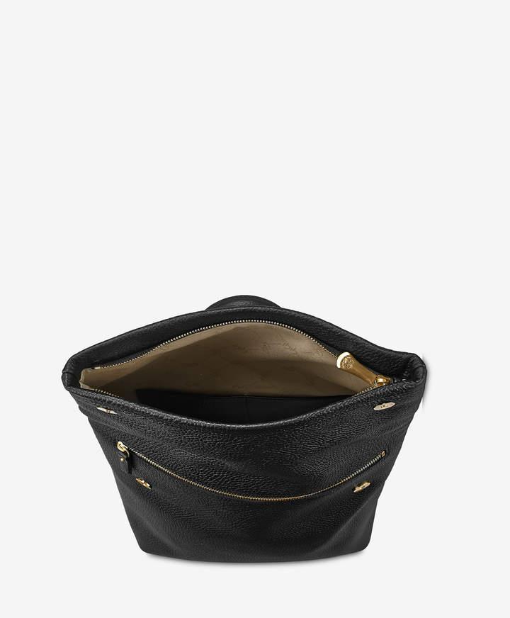 GiGi New York Abbey Backpack Pebble Grain
