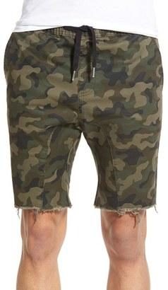 Men's Zanerobe 'Sureshot' Camo Print Shorts $79 thestylecure.com