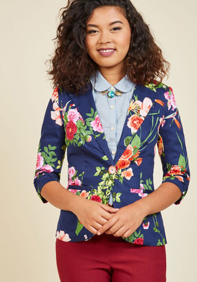 ModCloth Fab Floral Designer Blazer in S $69.99 thestylecure.com