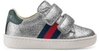 Gucci Toddler GG Supreme sneaker