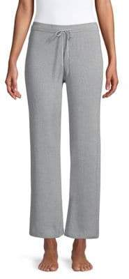 Skin Kamala Heather Cropped Pajama Pants