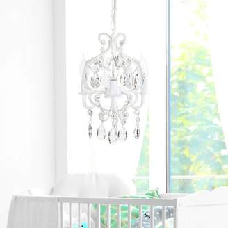 Three Posts Baby & Kids Flemington 3-Light Candle Style Chandelier Baby & Kids