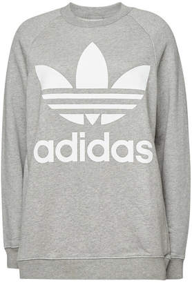 adidas Oversized Cotton Sweatshirt