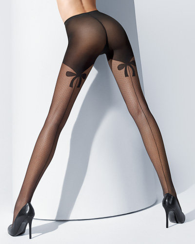 Wolford: Secret Bows Tights