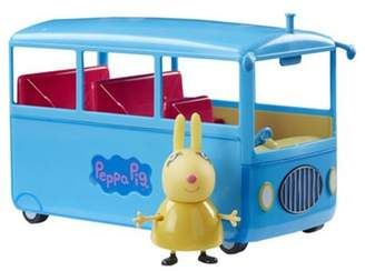 Peppa Pig Miss Rabbits School Bus