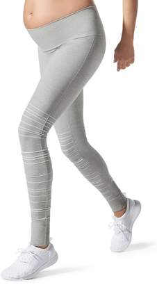 BLANQI SportSupport(R) Hipster Cuffed Support Maternity/Postpartum Leggings