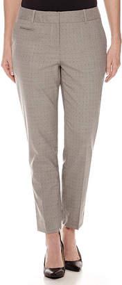 WORTHINGTON Worthington Coin-Pocket Ankle Suit Pants