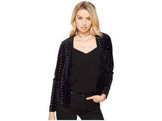 Only Ultra Velvet Studs Blazer Women's Jacket