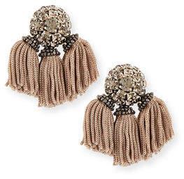 Sachin + Babi Mini Cha Cha Crystal Earrings
