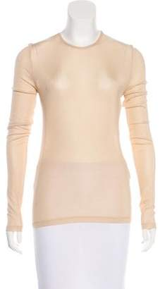 Dion Lee Long Sleeve Knit Top w/ Tags