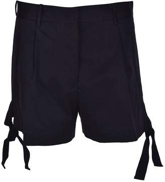 Moncler Fitted Shorts