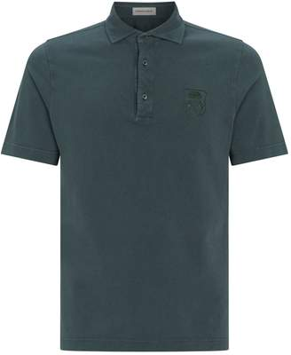 Corneliani Cotton Polo Shirt