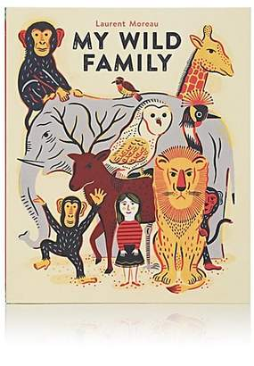 Chronicle Books My Wild Family