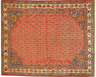 One Kings Lane Vintage Northwest Persian Rug - 5' x 4' - J & D Oriental Rugs