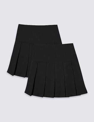 Marks and Spencer 2 Pack Girls' Skirts