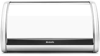 Brabantia Roll Top Bread Bin - Brilliant Steel