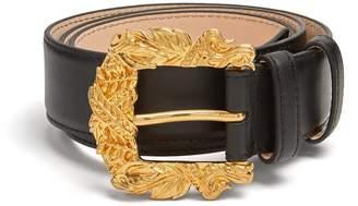Versace Engraved-buckle belt