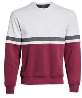 Brunello Cucinelli Colorblock Sweatshirt