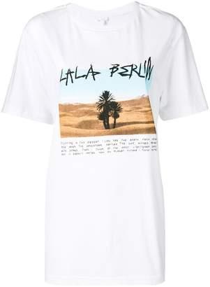 Lala Berlin Delta Desert T-shirt