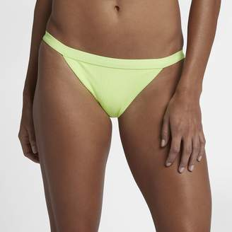 Nike Rib Bikini Women's Swim Bottoms
