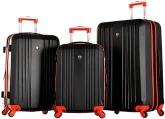 Olympia USA Apache II Expandable Luggages (Set of 3)