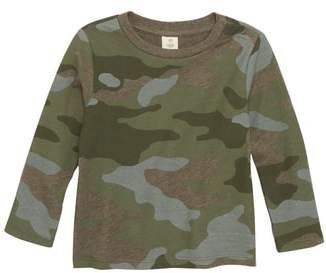 Tucker + Tate Camo Print Long Sleeve T-shirt