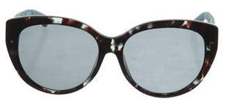 Christian Dior Lady 1 Cannage Sunglasses
