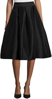 Ronni Nicole Full Tafetta Party Skirt $49.99 thestylecure.com