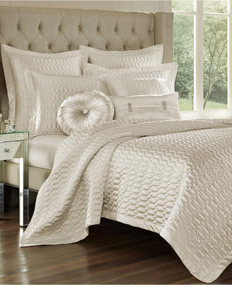 J Queen New York Satinique Quilted King Coverlet Bedding