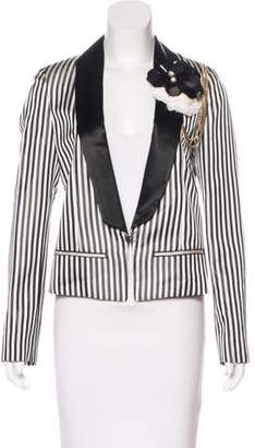 Lanvin 2017 Striped Jacket w/ Tags