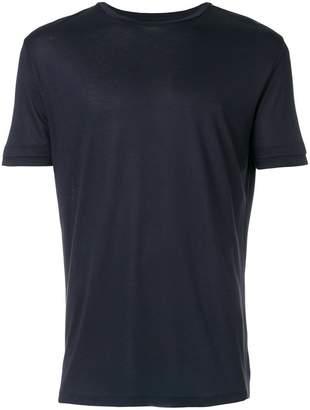 Neil Barrett lightning bolt detail T-shirt