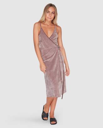 Billabong Bonita Wrap Dress