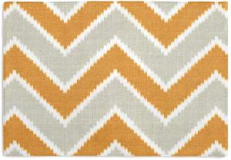Loom Decor Placemats, Set of 4 Rise & Fall - Nugget