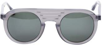 Thierry Lasry Grey Plastic Sunglasses