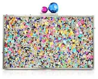 Sophia Webster Clara Crystal Box Clutch