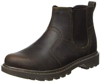 Caterpillar s Thornberry Chelsea Boots, (Mens Brown), 42 EU