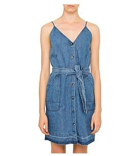 J Brand Carmela Sleeveless Dress