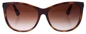 Michael Kors Gradient Oversize Sunglasses