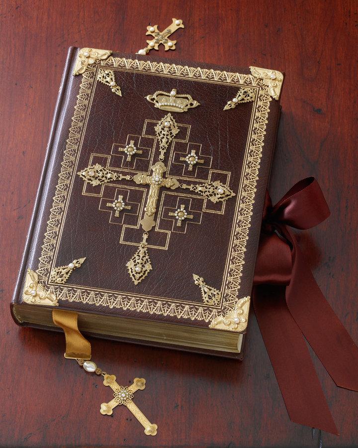 Kimberly Wolcott Embellished Family Bible