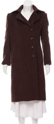 Givenchy Vintage Wool Blend Coat