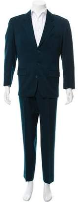 Kenzo Woven Three-Button Suit