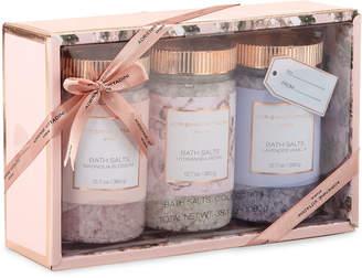 Tricoastal Design Tri Coastal Design 3-Piece Bath Salts Set 3x 12.7 oz.\/ 300 g