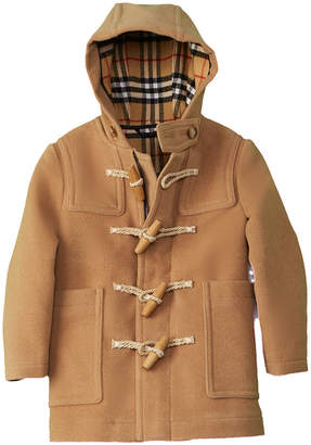 Burberry Burford Wool Coat