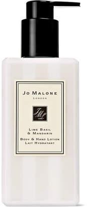 Jo Malone Lime Basil & Mandarin Body & Hand Lotion, 250ml - Colorless